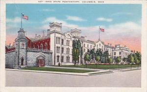 Ohio Columbus Ohio State Penitentiary 1941