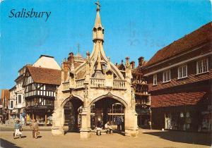 Salisbury The Poultry Cross Market
