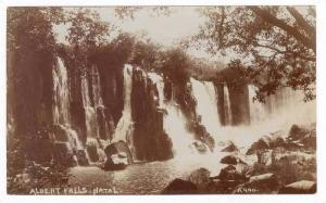 RP  Natal, South Africa, 00-10s   Albert Water Falls