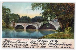 Old Stone Bridge, Leeds NY