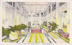 Louisiana Alexandria Lobby Hotel Bentley