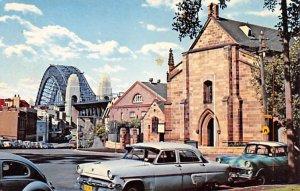 Holy Trinity or Garrison Church Sydney Australia Unused
