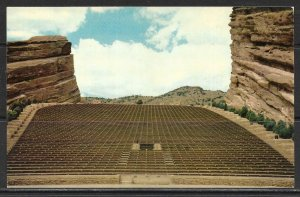 Colorado, Denver - Red Rocks Park Amphitheatre - [CO-206]