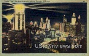 Business District - Chicago, Illinois IL