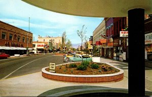 Colorado Grand Junction Main Street Downtown Shopping Park