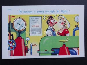 Trow: Plumbing Station Theme THE PRESSURE IS GETTING TOO HIGH MR FLYPIP!.. 12087
