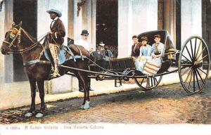 Cuba, Republica de Cuba Cuban Volanta  Cuban Volanta