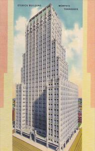 Tennessee Memphis Sterick Building 1947