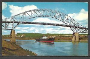 Massachusetts, Cape Cod - Sagamore Bridge & Canal - [MA-251]
