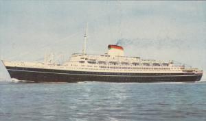 T/N Cristoforo Colombo, Ocean Liner Passenger Steamer Ship, 00-10s