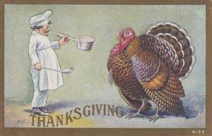 THANKSGIVING , Chef & Turkey , 00-10s