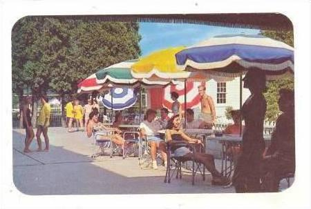 Outdoor Patio,Pococabana,Minisink Hills,Pennsylvania,40-60s
