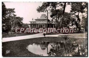 Old Postcard Arcachon Cote D'Argent The Moorish Casino