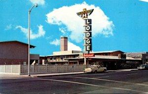 California Redding The Thunderbird Lodge 1962