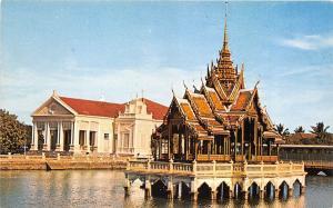 BR40500 Golden pavilion bang pa on ayudhaya   Thailand