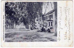 Harrison, Maine, Elm's Inn and Front Street