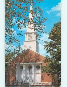 Unused Pre-1980 SAINT ANTHONY'S CHURCH Litchfield Connecticut CT L4340