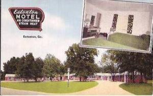 GA Eatonton Motel