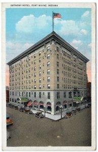 Fort Wayne, Indiana, Anthony Hotel