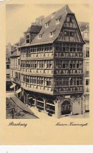 France Strasbourg Maison Kammerzell 1938