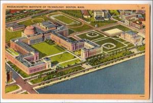 Mass Institute of Technology, Boston Mass