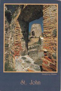 Saint John Annaberg Ruins