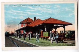 Frisco Passenger Station, Lawton OK