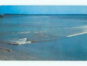 Pre-1980 RIVER SCENE Moncton New Brunswick NB AE6014-12