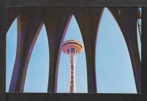 Space Needle,Seattle,WA Postcard