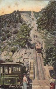 California Great Incline Mount lowe
