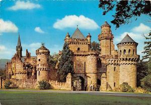 Kassel Loewenburg Castle Entrance Chateau