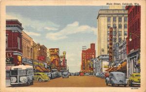 Wisconsin   Oshkosh ,  Main Street
