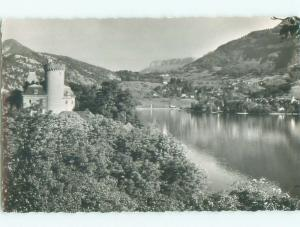 old rppc ANNECY - ENECI ENNECI Haute-Savoie - Auvergne-Rhone-Alpes France i...