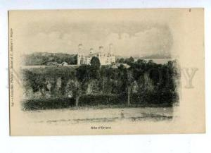 144639 VIETNAM SAIGON Site d'Orient Vintage postcard