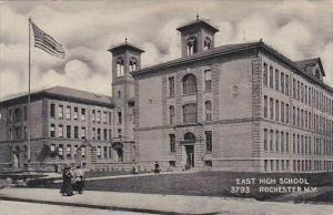 New York Rochester High School 1907