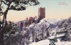 Ruine St. Ulric, ULRICHSBURG (Upper Austria), Austria, PU-1908
