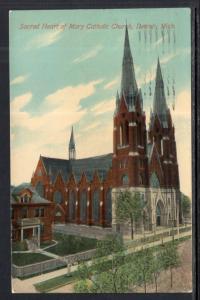 Sacred Heart of Mary Catholic Xchurch,Detropit,MI