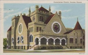 Kansas Parsons Presbyterian Church