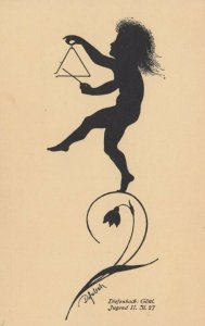 DIEFENBACH : Fantasy Silhouette , 00-10s ; Jugend II. Bl..27