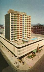 MO - St. Louis, Bel Air Motor Hotels