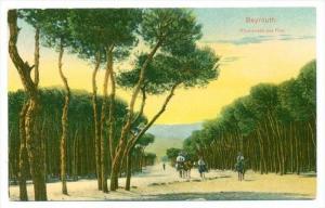 Lebanon , 00-10s   BEYROUTH , Promenade des Pines