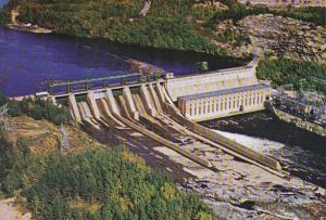Canada Dam & Power Plant La Tuque Quebec