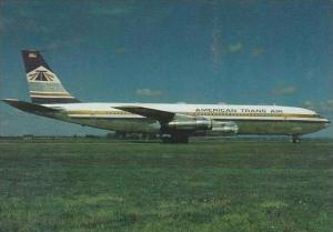 American Trans Air B707 323C N7599A