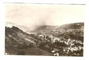 RP, Vallee De La Loue, En Amount d'Ornans, Doubs, France, 1920-1940s
