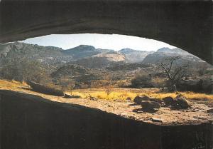 Namibia Ameib Erongo, Phillips Cave Grot Hohle
