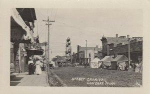RP, LUVERNE , Minnesota, 1900-10s , Main Street Carnival #2