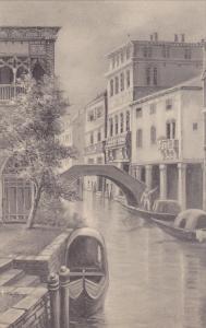 View of  Venice, Veneto, Italy, Gandolas, 00-10s