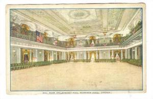 Ball Room Interior , Morrison Hotel , Chicago , Illinois, 00-10s