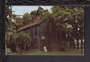 Hancock Clark House,Boston,MA Postcard BIN