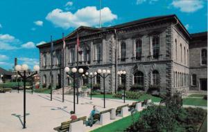 City Hall, The Royal City, GUELPH, Ontario, Canada, 40-60´s